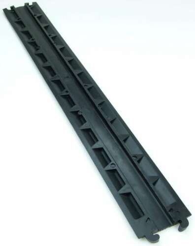 4x 1 Kanal Kabelbrücke Cable Protector Kabelkanal Kabelschutz Kabel Rampe Schutz