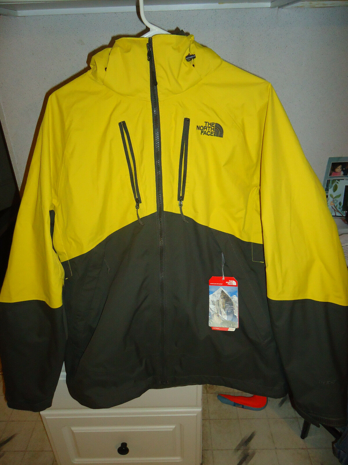 THE NORTH FACE CONDOR TRICLIMATE 3-IN-1 JACKET MEN'S MEDIUM (M) SRP $290