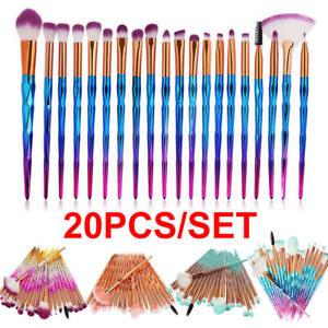 20PCS-Unicorn-Glitter-Makeup-Brushes-Set-Foundation-Powder-Blush-Eyeshadow-Brush