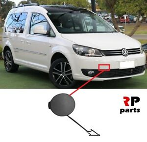 FOR VW CADDY 10-15 TOURAN 10-15 FRONT BUMPER HEADLIGHT WASHER COVER CAP RIGHT