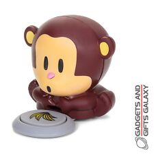 MONKEY SHAPED NAIL VARNISH DRYER DESKTOP GADGET gift novelty adults childs kids