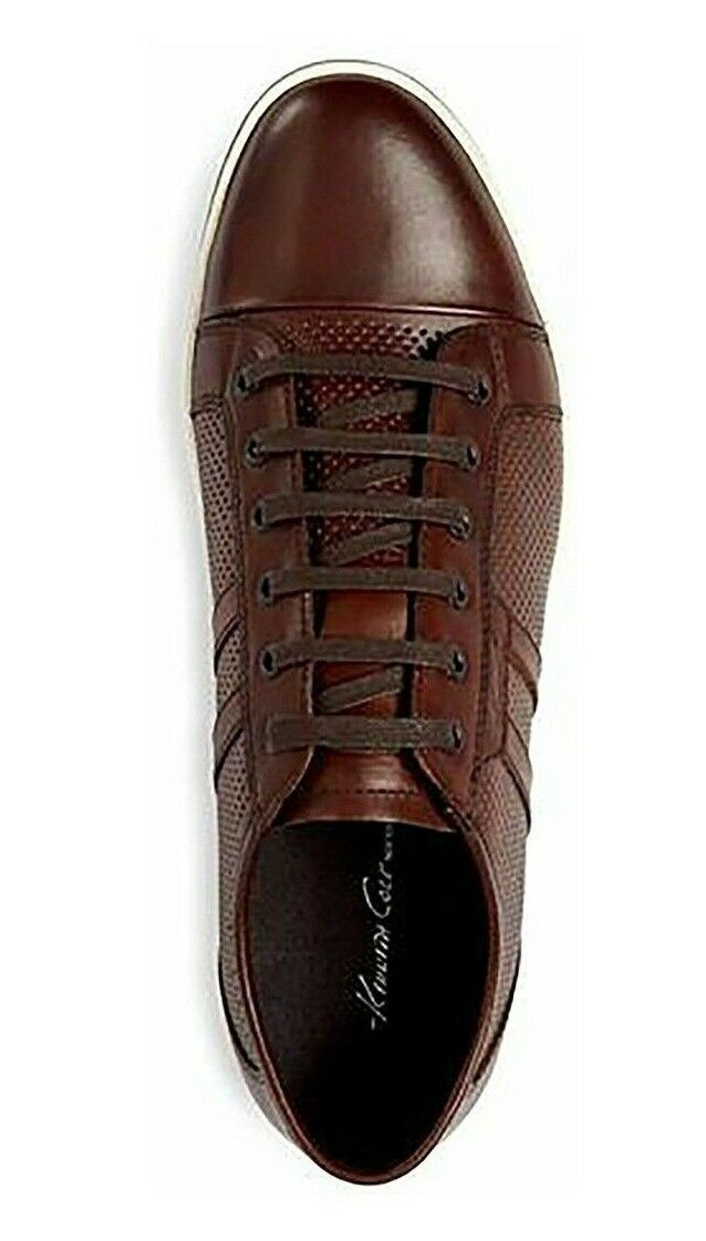 Kenneth Cole New York Men's Brand Wagon Brown FREE SHIPPING M55