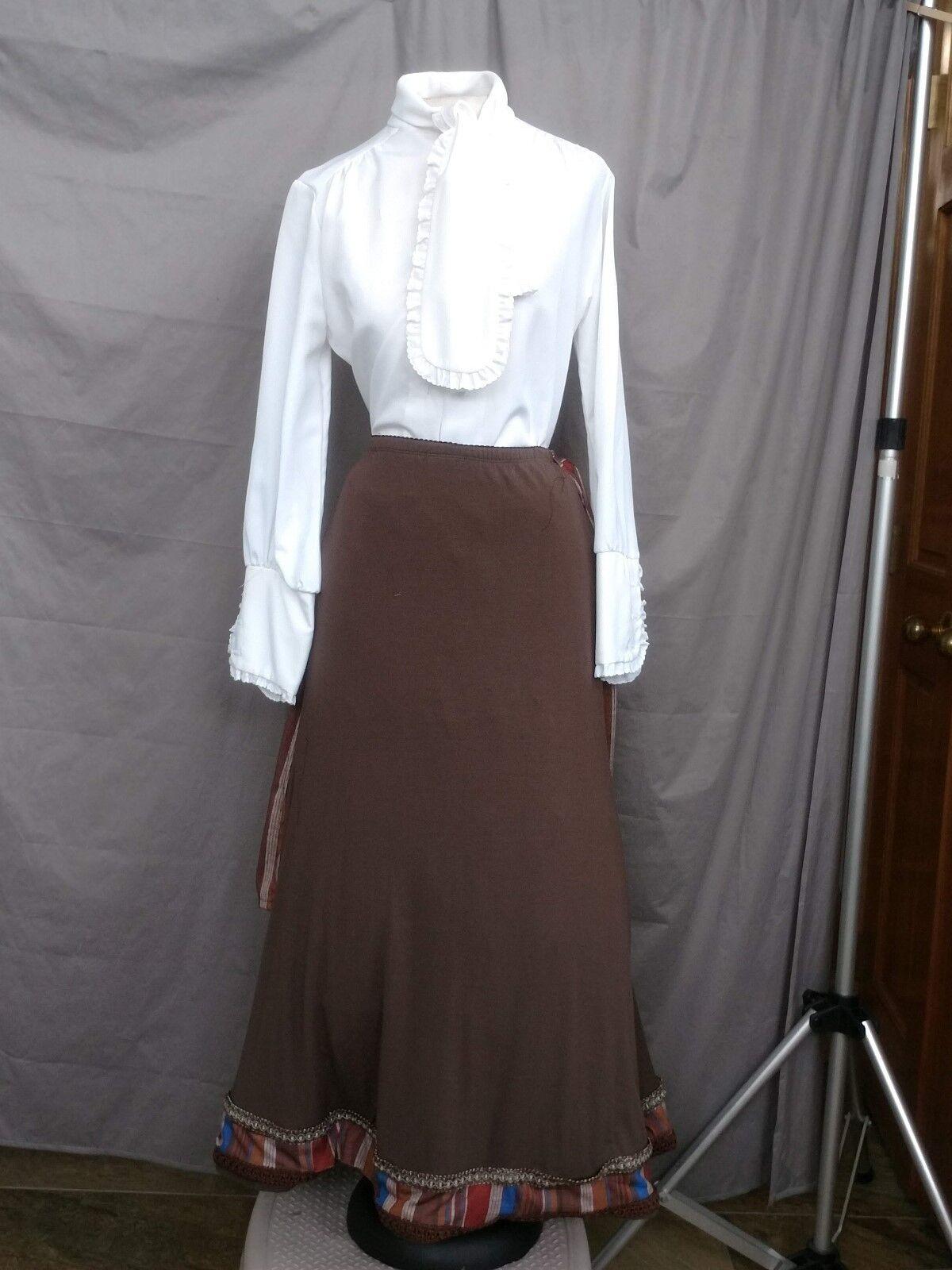 Victorian Dress Edwardian Costume Civil War Style… - image 2