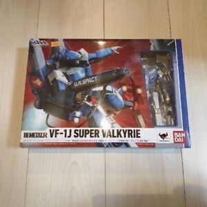 HI-METAL R VF-1J Super Valkyrie Milia Fallyna Jenius machine Figure Bandai