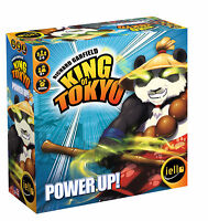 King Of Tokyo Power Up 2017 Game Expansion Pack Iello Games Iel 51368 Pandakaï