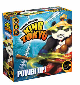 King-Of-Tokyo-Power-Up-2017-Game-Expansion-Pack-Iello-Games-IEL-51368-Pandakai