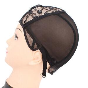 Straps Wig Making Inner Cap Mesh Adjustable Weave
