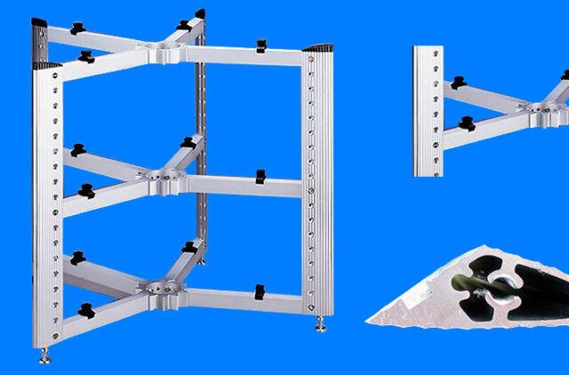 E&T 11-D300-3A1 HiFi Rack For Hi-End Equipments