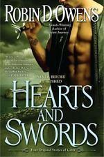 Hearts and Swords: Four Original Stories of Celta (A Celta Novel) - VeryGood - O