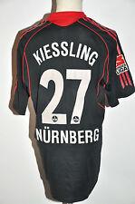 2004-05 1FCN Nürnberg #27 Kiessling Trikot Gr. L Adidas Mister Lady rot Jersey