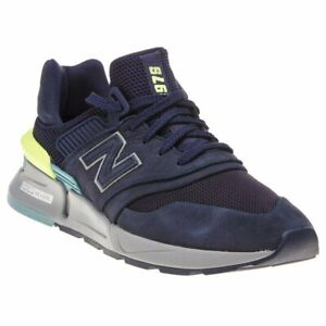 Details about New MENS NEW BALANCE NAVY BLUE 997 SPORT NUBUCK Sneakers  CHUNKY SNEAKERS