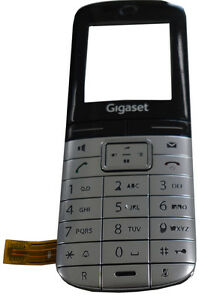 Siemens-Gigaset-SL400-Front-Cover-Tastatur-fuer-Gigaset-SL410H-SL400H-SL400A-SL-H