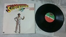 Supersound The Jimmy Castor Bunch The Everything Man Vinyl Disc LP album