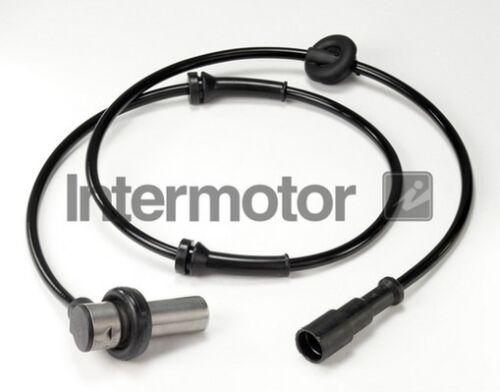 5 anni di garanzia INTERMOTOR Anteriore ABS Sensore Di Velocità Della Ruota 60408-ORIGINALE