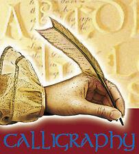 Calligraphy (Mini Lifestyle Kits), , New Book