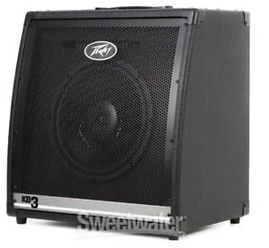 Peavey-KB3-60-Watt-3-Channel-Keyboard-Bass-PA-Public-Address-Amp-perfect