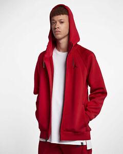 78983dd35860 Nike Air Jordan Flight Tech Fleece Zip Basketball Hoodie 879497-687 ...