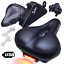 Rechargeable Taillight provelo Most Comfortable Bike Seat for Men Women