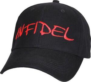 Black-Infidel-Adjustable-Cap-Baseball-Hat