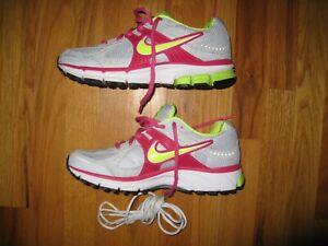 NEW Nike Pegasus 27 Women's sz  9.5 Pink White Running shoes sneakers 27396040