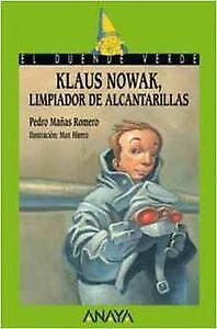 160. Klaus Nowak- limpiador de alcantarillas. ENVÍO URGENTE (ESPAÑA) gPAxqTiz-08131826-811428741
