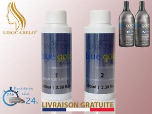 Lissage-Sans-Formol-au-Tanin-2x100ml-Taninoplastie-SALVATORE-BlueGold-Premium