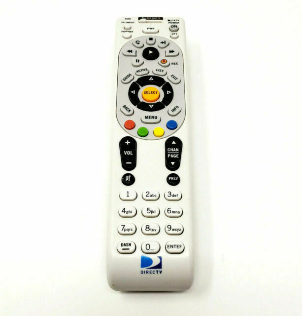 DirecTV RC23 Replacement 4 Device Universal Remote Control