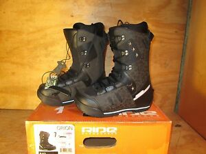 Ride-Orion-Womens-Snowboard-Boots-Women-039-s-Various-Sizes-Black