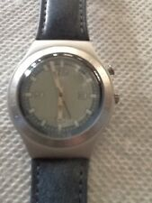 "SWATCH WATCH ""ENNUAGE"" NEW IN BOX MINT BIG IRONY  LOOMI YGS9011"