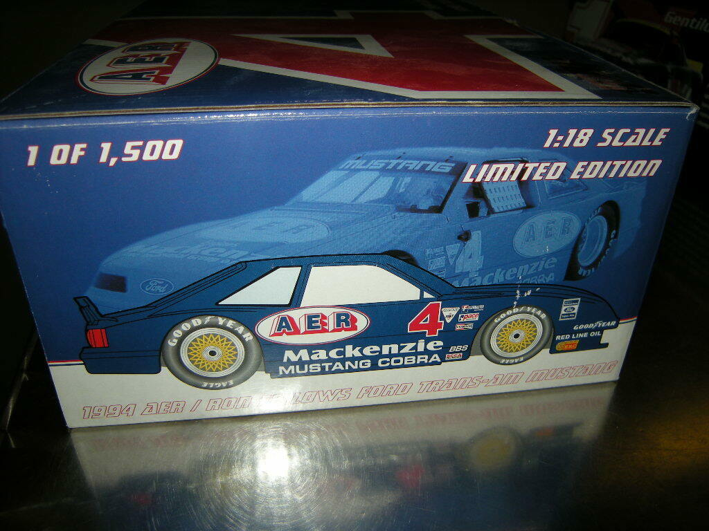 1 18 GMP Ford Trans-Am Mustang AER 1994  4 Limited Edition en NEUF dans sa boîte