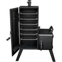 Smoker Grill Outdoor Barbecue Slow Cooking