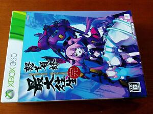 XBOX360-Dodonpachi-saidaioujou-LIMITED-EDITION-MICROSOFT-XBOX-360-JAPAN