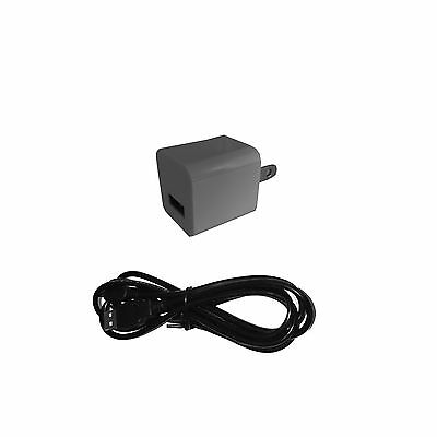 CXT545C 2-Way Radio Home Wall USB AC Power Adapter//Charger and USB DC Power Adapter//Charger Kit Replacement for Cobra MicroTalk CXT545
