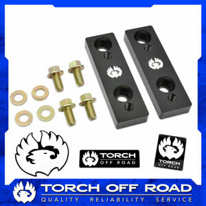 """Sway Bar Drop Bracket Kit for 2005-2021 Toyota Tacoma 2WD 4WD 2""""-4"""" Lifts"""