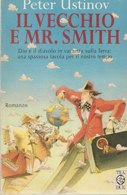 IL VECCHIO E MR. SMITH - PETER USTINOV