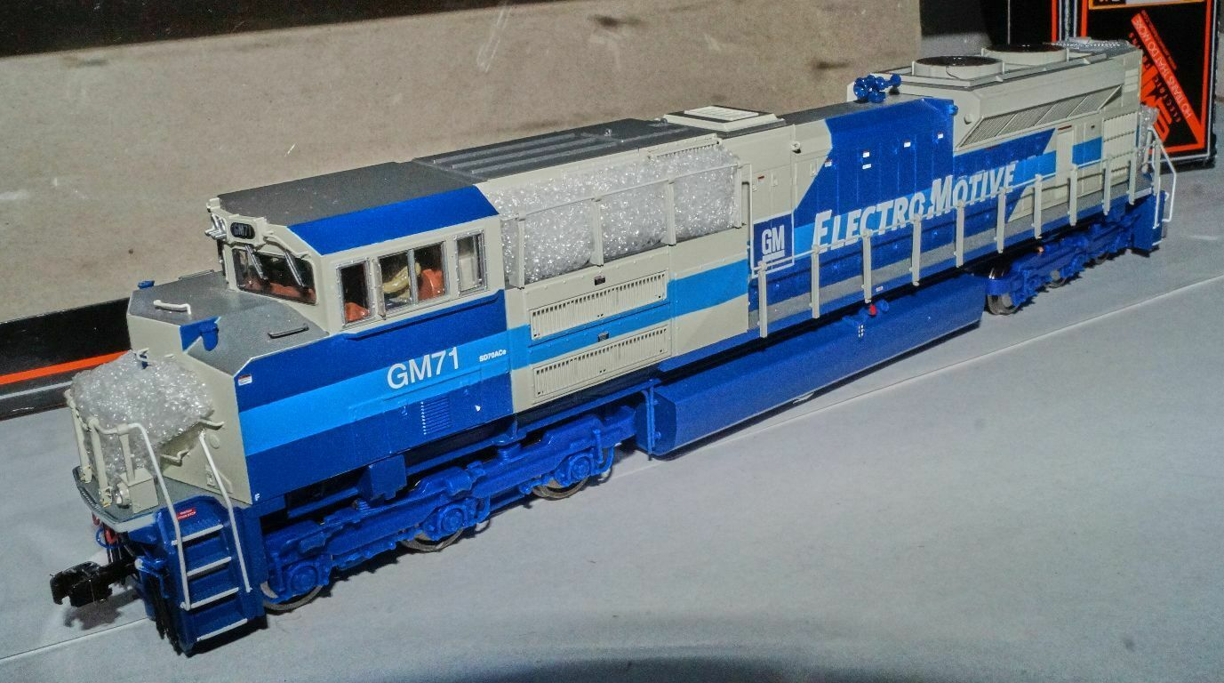 MTH 80-2260-1, diesellok sd70ace de la gm Sound OVP
