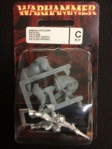 Games Workshop Warhammer Fantasy Battles WFB Imperial Pistolier NiB