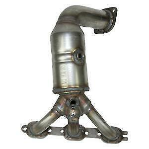 2009 2010 Dodge Journey 3.5L Front Catalytic  Manifold Converter Radiator Side Canada Preview