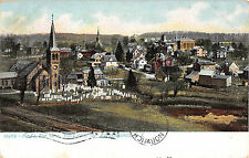 1907 BEV Village of Richmond Staten Island NY post card