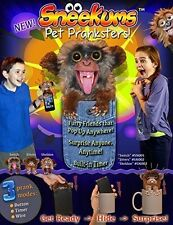 William Mark 311 Sneekums Pet Pranksters, Get Ready, Hide and Surprise