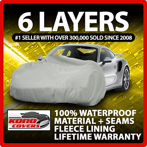 Half Size Car Cover fits Toyota Yaris Hatch 2005-2012