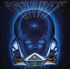 Frontiers by Journey 2006 Remastered CD With Bonus Tracks