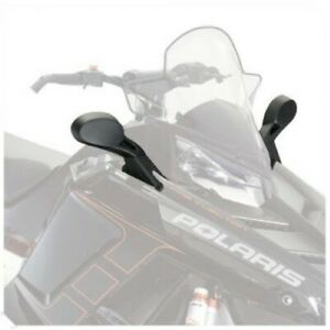 Polaris-2877803-Hood-Mount-Mirrors-Pro-Ride-Snowmobiles