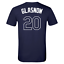 thumbnail 2 - Tyler Glasnow T-Shirt Shirsey Tampa Bay Rays MLB Soft Jersey #20 (S-2XL)
