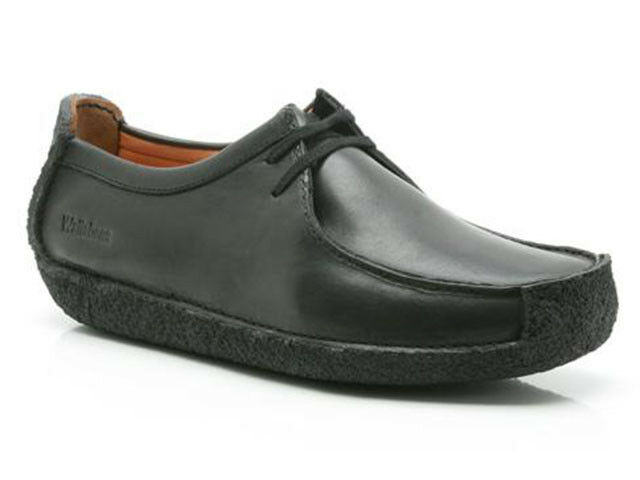 clarks Gris leather casual casual leather Zapatos 7 918231
