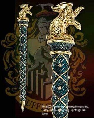 Harry Potter Gift Hufflepuff Hogwarts House Pen in collectors Box Hufflepuff Pen