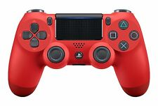 PlayStation 4: DualShock 4 Wireless Controller - MAGMA RED [PS4] NEW