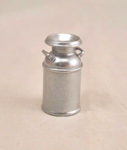 dollhouse miniature CB158 1//12 scale plastic made in USA MILK CAN