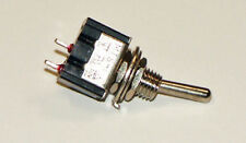 Pack of 15 Min DPDT Toggle Switch C//Off MOM M223-15