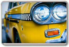 New York City Yellow Cab Taxi Fridge Magnet #2